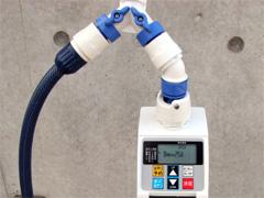 自動灌水装置とジョイント