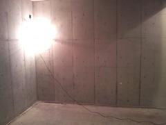 防音スペース設置前のRC